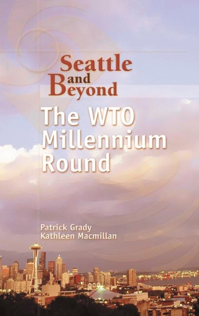 Cover of Seattle and Beyond